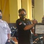 Redaksi JMI Berikan Piagam Penghargaan Kepada Kapolsek Tambora