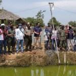 3 Pilar Desa Tanjung Burung Bersama KSH (Kelompok Stacia Hijau) Memperingati Hari Menanam Pohon Indonesia (HMPI)