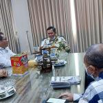 Wali Kota Serang Apresiasi SMSI Bangun Jalan dan MCK