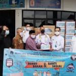 Dishub DKI Gelar Donor Darah di UPPKB kedaung Kali Angke