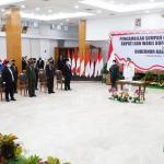 AKBP Irwan Masulin Ginting Hadiri Pelantikan Bupati dan Wakil Terpilih Kukar Masa Jabatan 2021-2024