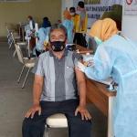 Di Hari Ke 7, Sebanyak 98 Personel Polda Banten Telah di Vaksin
