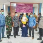 Pemerintah Desa Belimbing Salurkan 572 KK BST Pusat Kemensos RI Tahap 12 Dan 13