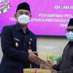 Raperda APBD 2021 Kab Tangerang Memperoleh Opini WTP 13 Kali Berturut Turut