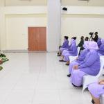 Ketum IKKT Pimpin Pengangkatan dan Sertijab Ketua serta Pengurus Pusat IKKT  PWA