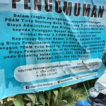 Tolak Biaya kenaikan, KPN Minta  Batalkan SK Direksi PDAM Kota Tangerang