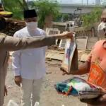 Idul Adha 1442 H,Tiga Pilar Tanjung Duren Salurkan Baksos dan daging Rendang Siap Santap