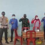 Vaksinasi Merdeka Presisi Polri 2 Di Aula Gedung Serba Guna (GSG) Desa Kebon Cau
