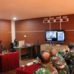 Kogabwilhan I Terima Kunjungan Tim Analisis Ancaman Terhadap Netralitas Indonesia Dalam Konflik di Kawasan Indo-Pasifik