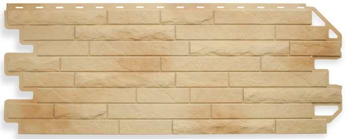 Кирпич Антик Каир размер панели: 1168х448x17 мм