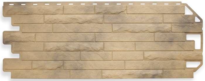 Кирпич Антик Карфаген размер панели: 1168х448x17 мм