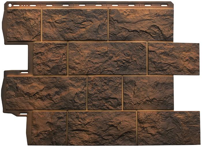 Панель Туф Иранский размер: 796х591x26 мм