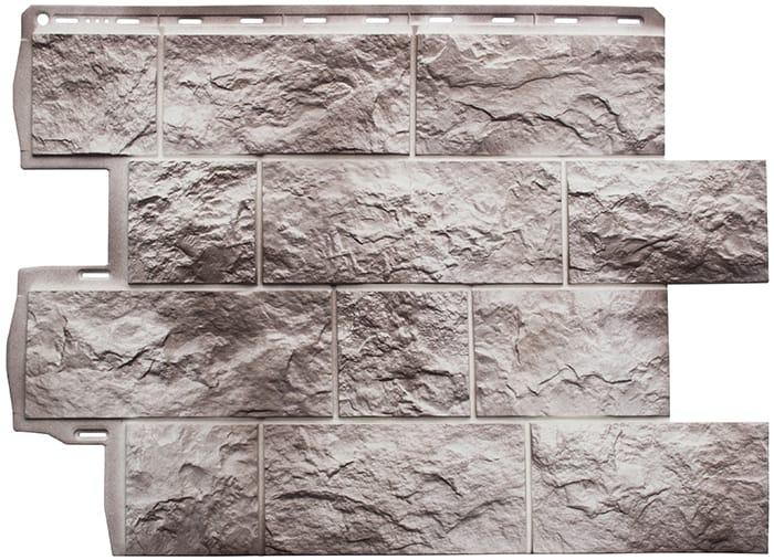 Панель Туф Исландский размер: 796х591x26 мм