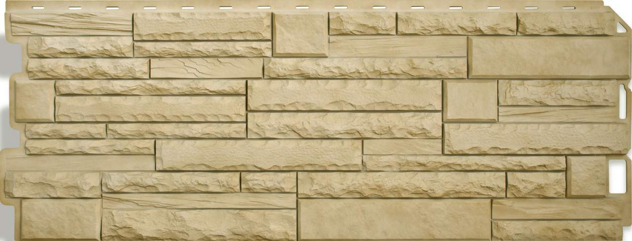Панель Скалистый камень Анды 1168х448х23мм