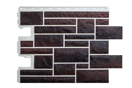 Камень Пражский 05 размер панели: 796х591x26 мм