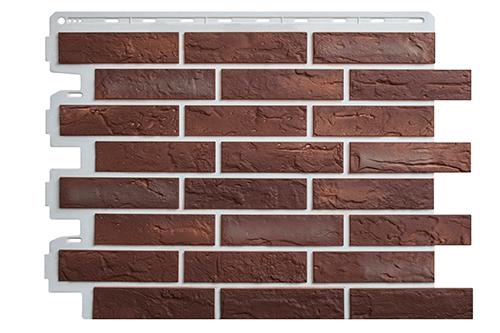 Кирпич рижский 01 размер панели: 795х591x21 мм