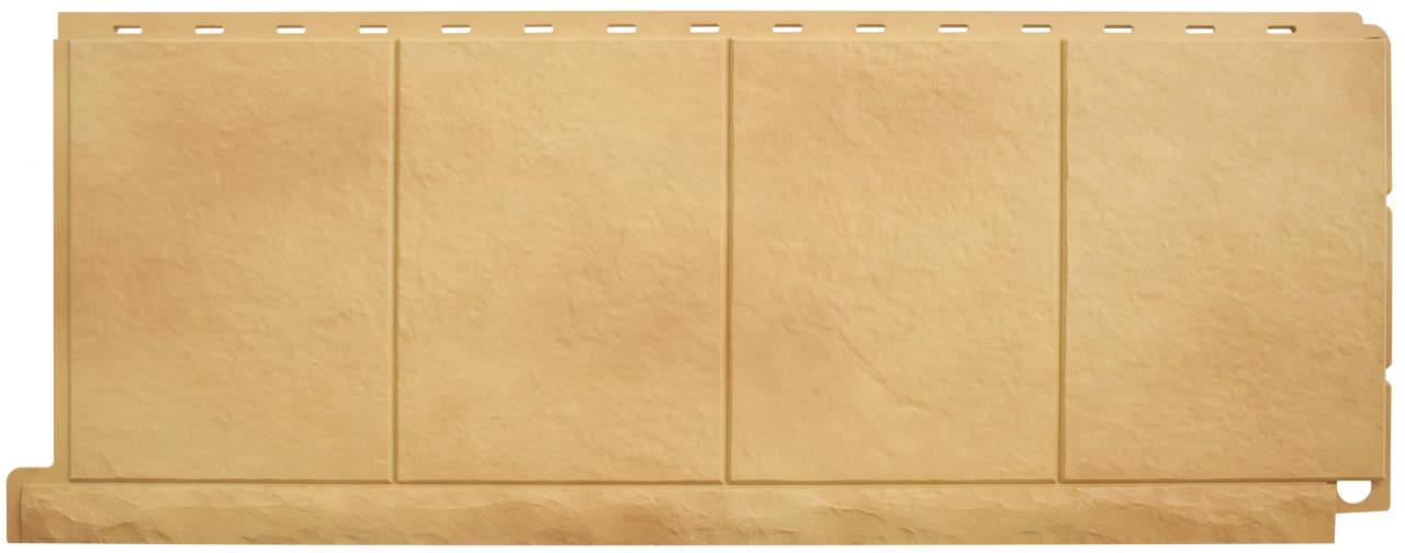 панель фасадная плитка златолит 1162х446x16 мм