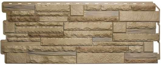 Скалистый камень Альпы Комби 1168х448х23мм