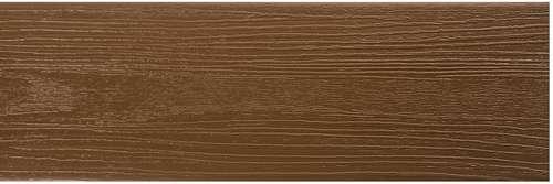 Профиль отделочный светло-коричневый ВС-100