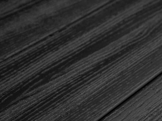 Террасная доска SW Padus (R) черный