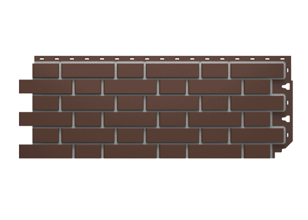 FLEMISH коричневый 1095х420x17mm