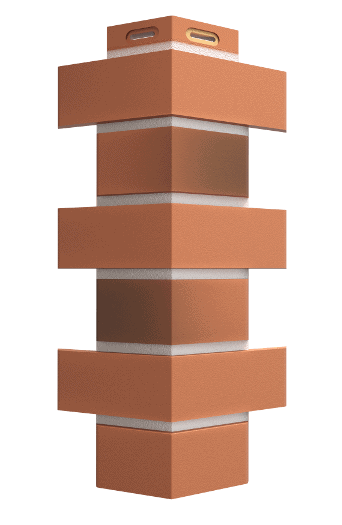 Угол FLEMISH Красный Docke размер: 420x174x17 mm