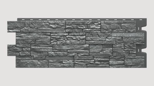 Панель STEIN Антрацит Docke размер: 1098x400x25 mm