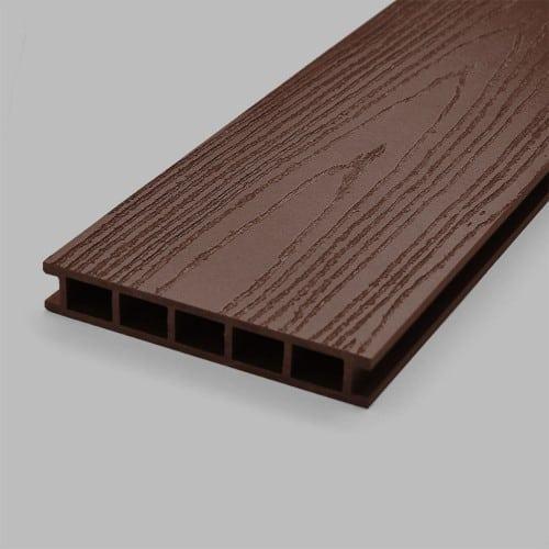 Террасная доска FG Bognato Шоколад 154x24mm