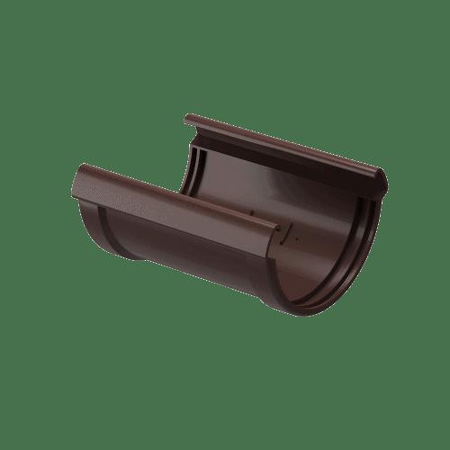 Docke Водостоки LUX Соединитель желобов (ШОКОЛАД)
