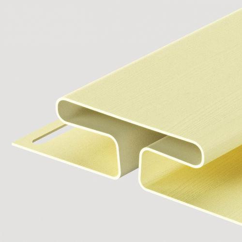 Docke H-профиль 13 мм Лимон