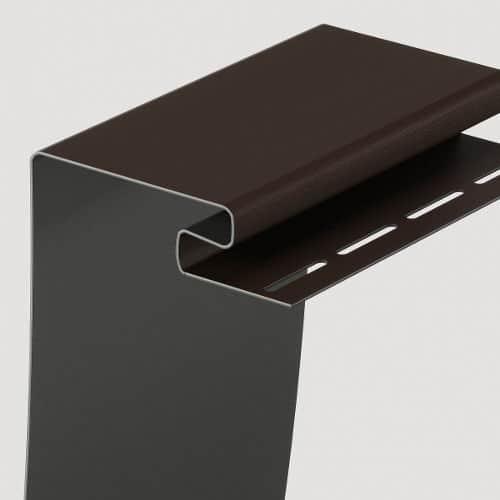 Docke Околооконный профиль 75_200_15 мм Шоколад
