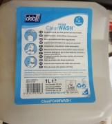 hand foam wash
