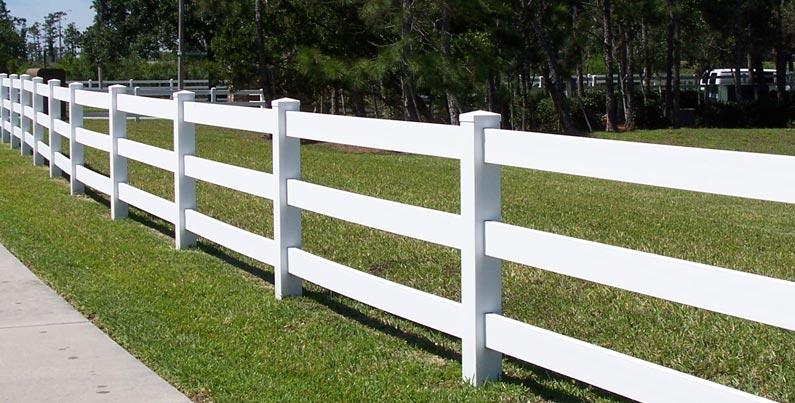 Premium PVC Vinyl Fencing Signature Exteriors