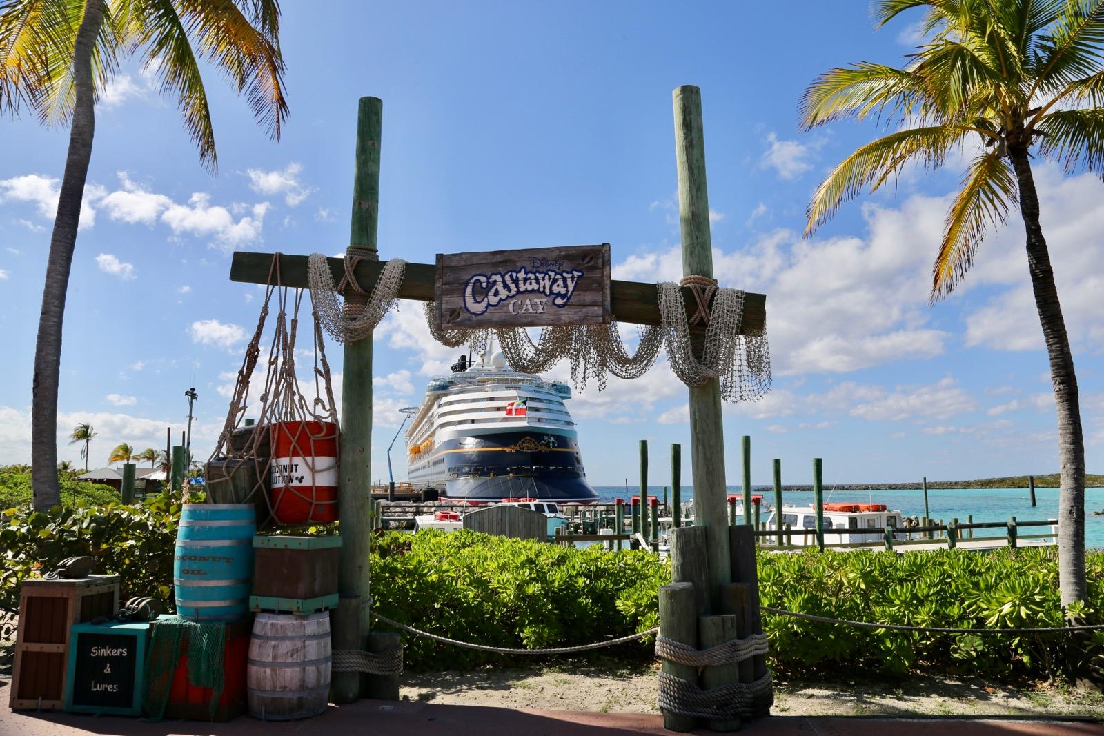 Castaway Cay La Isla Privada De Disney Sidisney