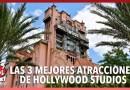 Las mejores atracciones de Hollywood Studios