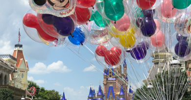 Las reservas para Walt Disney World Resort en el 50 aniversario ya están disponibles