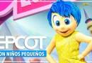 Consejos para visitar Epcot con niños pequeños