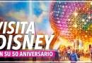 Todo sobre los paquetes para el 50 aniversario de Disney