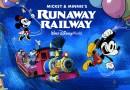 Datos curiosos de la atracción Mickey & Minnie's Runaway Railway