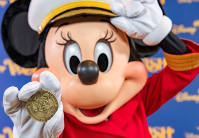 "El Disney Wish tendrá a Minnie Mouse como su ""capitana"""
