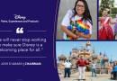 Disney anuncia políticas más incluyentes para sus empleados