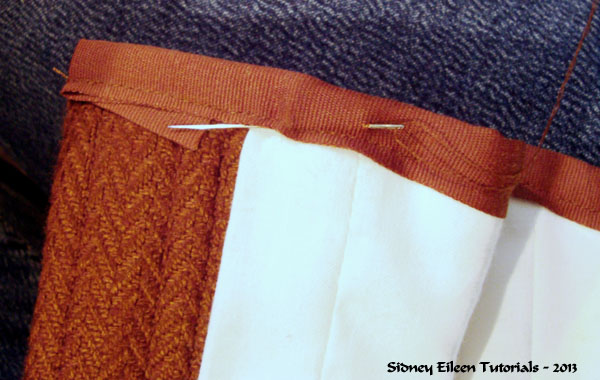 How to Make a Corset Using the Welt-Seam Method, by Sidney Eileen