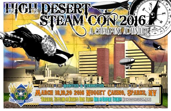 2016 High Desert Steam Con