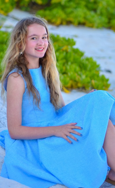 The Perfect Dress from Classic Girl Clothing