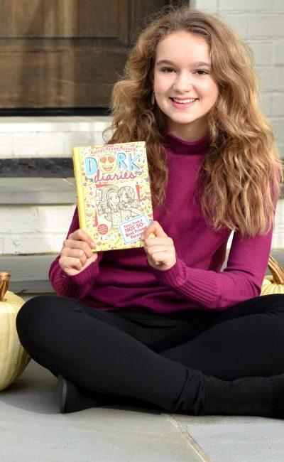 Loving Dork Diaries Newest Book!
