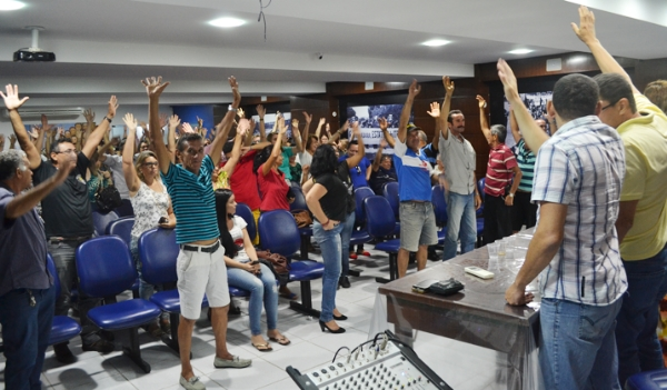 Servidores do Itep decidem por greve