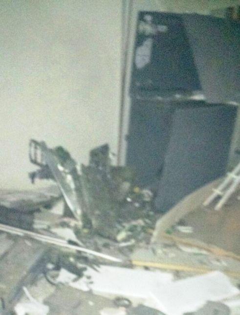 Agência ataca em Serra Negra do Norte