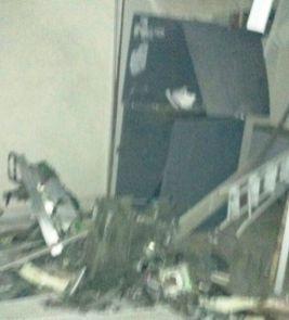 Bancos atacados em Serra Negra do Norte