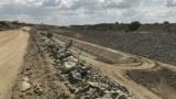 Obras do Eixo Leste da Transposição na Paraíba