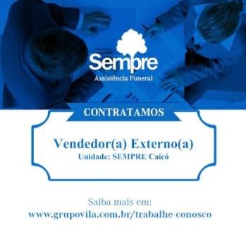 Grupo Vila está contratando vendedoras externas para atuar em Caicó
